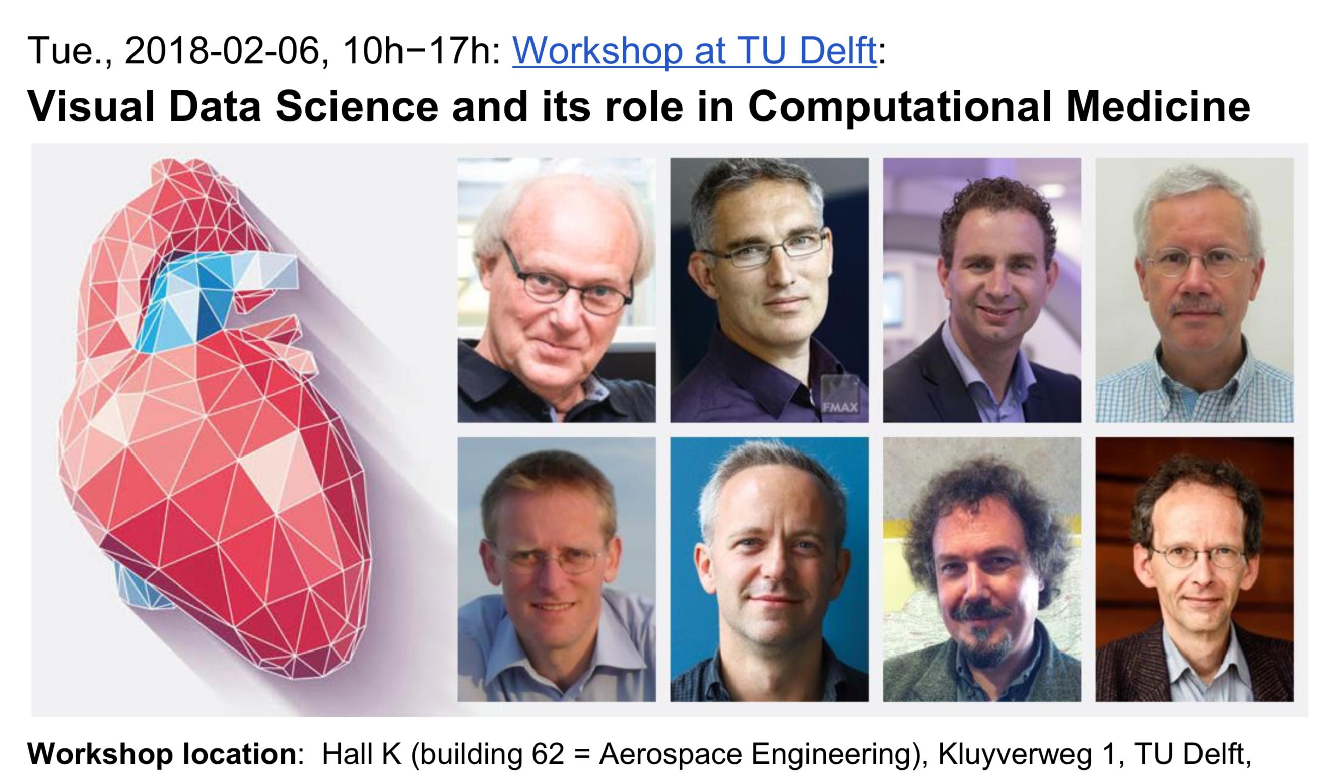 Delft_data_science_seminar_20180206_computational_medicine